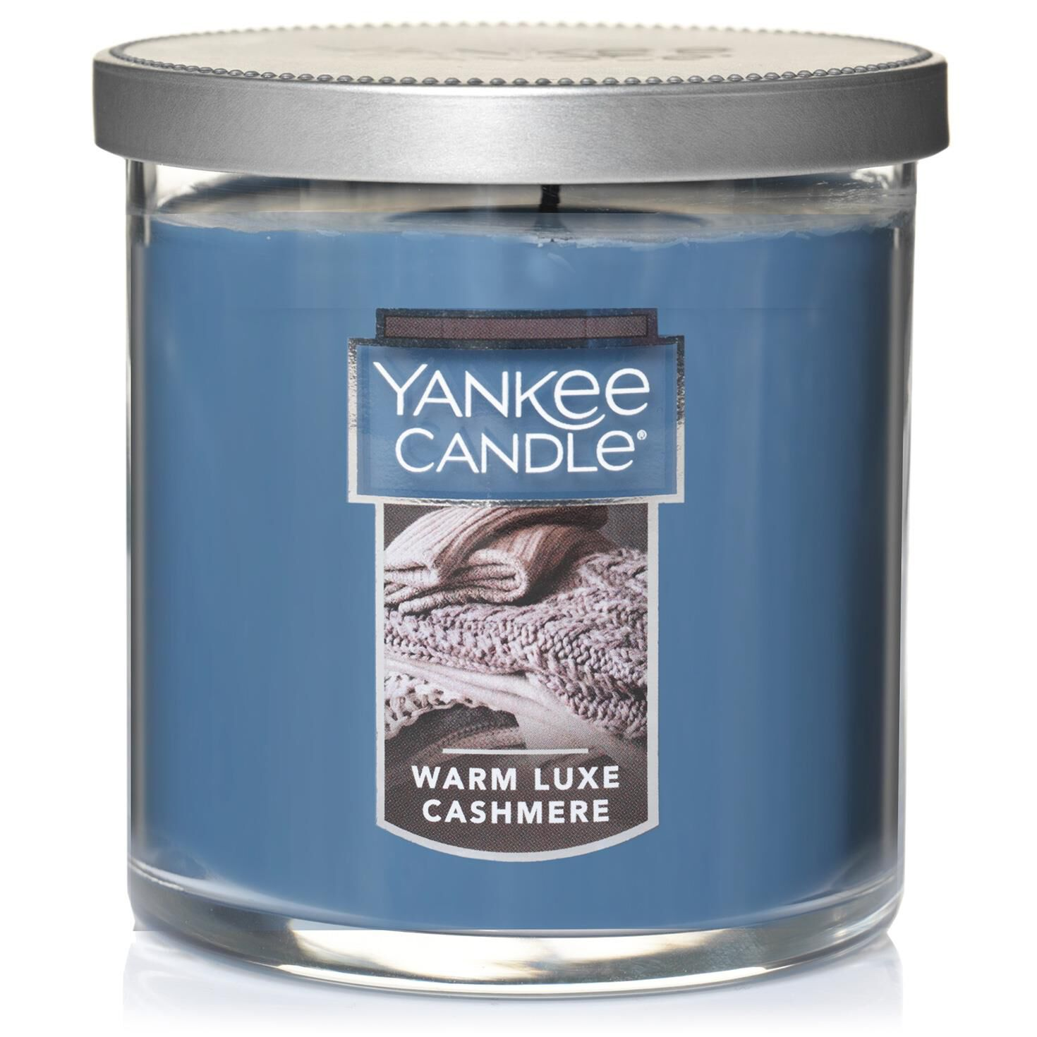 Warm Luxe Cashmere Small Tumbler Candle by Yankee Candle
