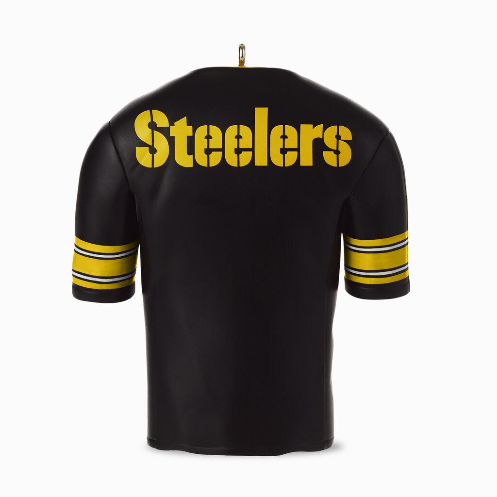 fc44237b92e Pittsburgh Steelers Jersey Ornament - Keepsake Ornaments - Hallmark
