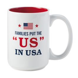 Families Ceramic Mug, , large