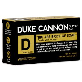 Duke Cannon Supply Co. Big Ass Brick Of Soap, Victory Scent, , large