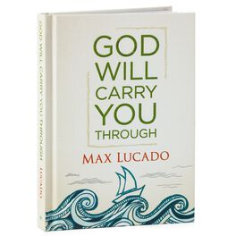 God Will Carry You Through Gift Book, , large