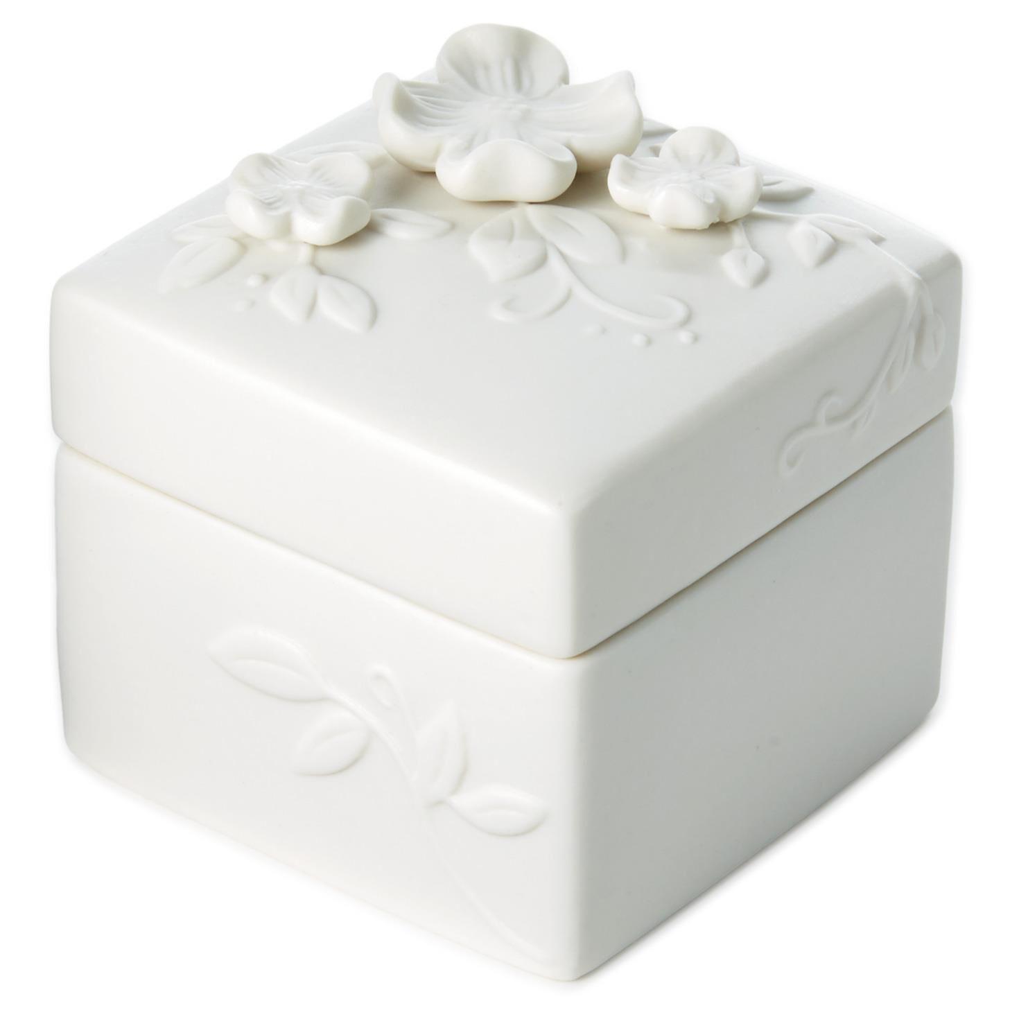 Ask Breathe Wait Treasure Keeper - Decorative Accessories - Hallmark