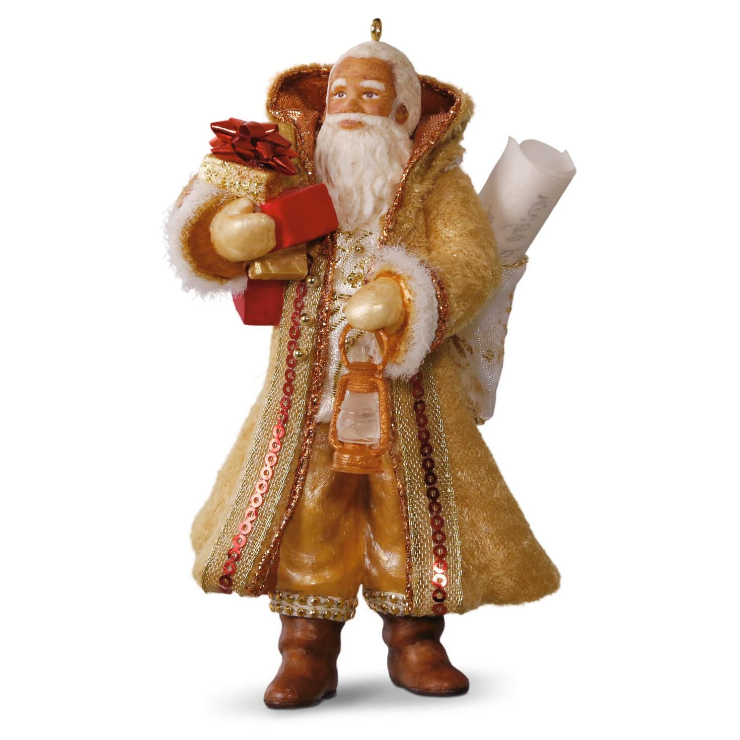 african american father christmas ornament keepsake ornaments hallmark - African American Christmas Decorations