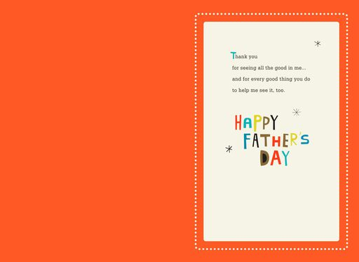 Love You Father's Day Card for Papa,