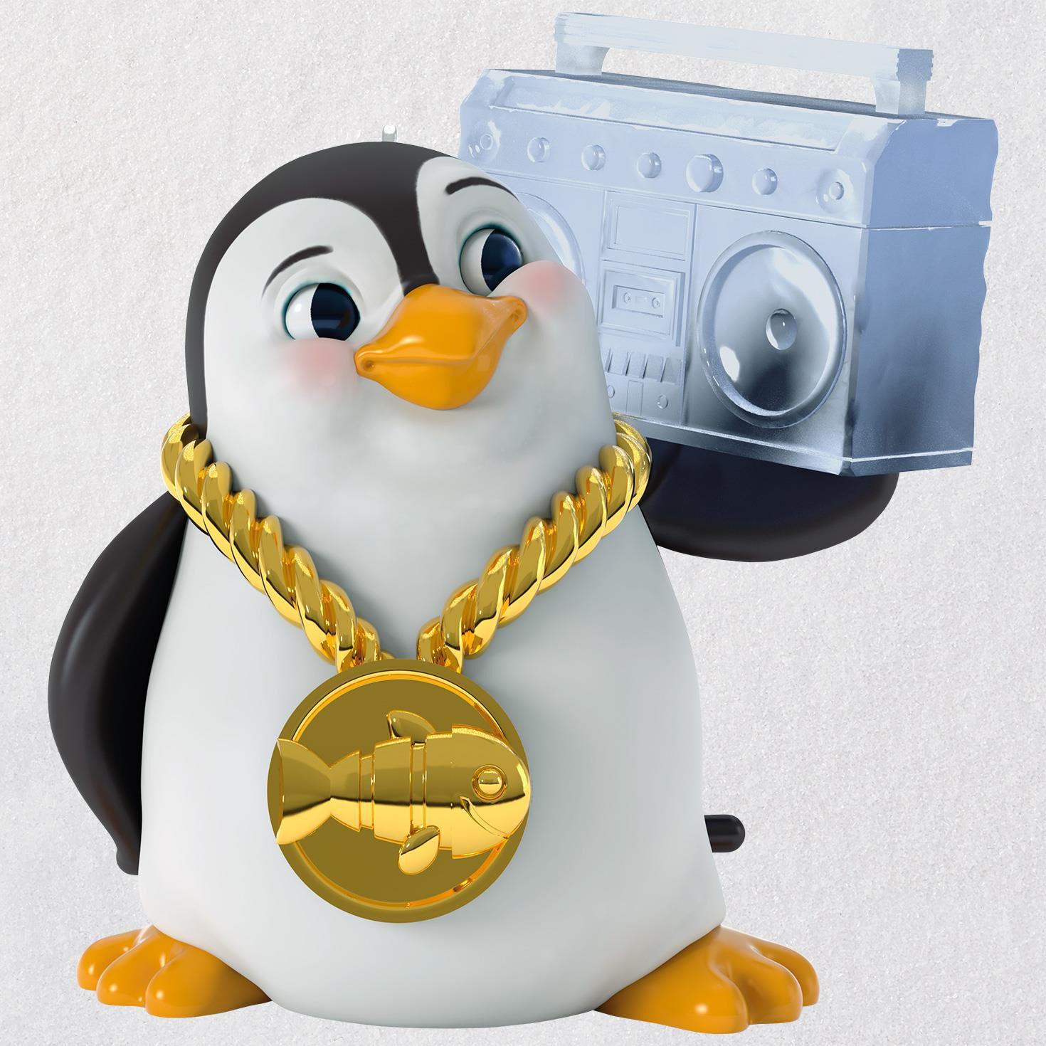 Star awards penguin prizes for bridal shower