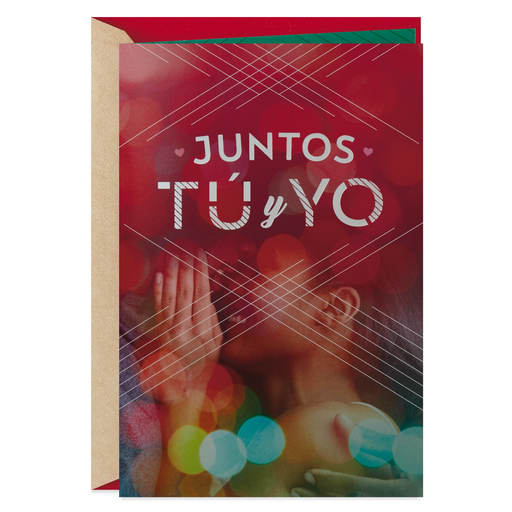 Love You Obsesionado Musical Spanish Language Valentines Day Card