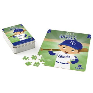 Major League Baseball™ Personalized Puzzle,