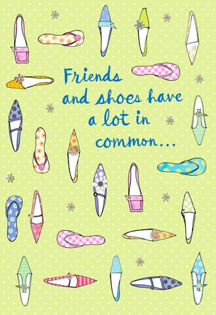 Perfect Ones Are Hard to Find Friend Birthday Card