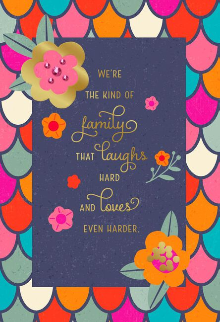 Love And Laughter Birthday Card For Sister Greeting Cards Hallmark