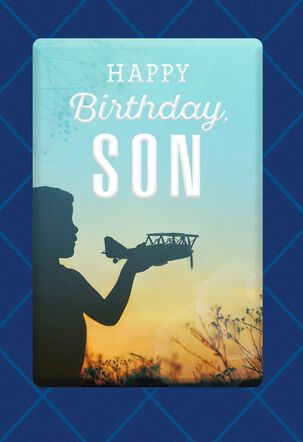 You're Amazing Birthday Card for Son