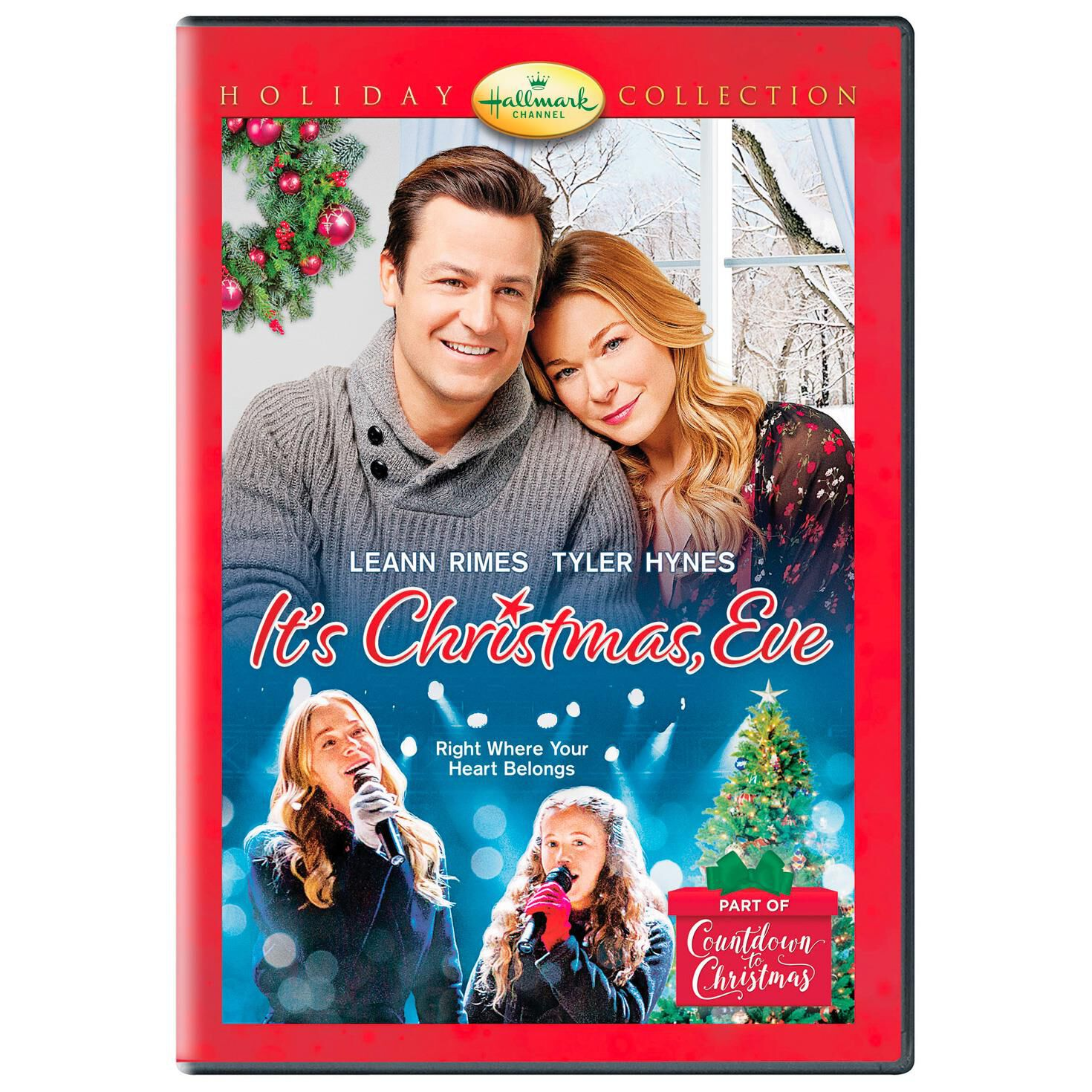 Karen Kingsburys Maggies Christmas Miracle Cast.It S Christmas Eve Dvd