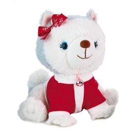 Bell® in Santa Suit Stuffed Animal, , large