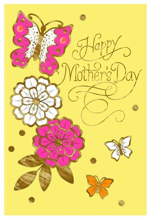 Your Happy Heart Mother's Day Card