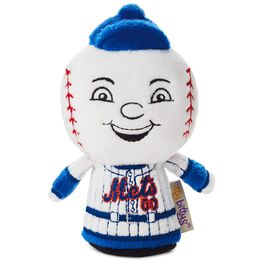 MLB New York Mets™ Mascot Mr. Met™ itty bittys® Stuffed Animal, , large