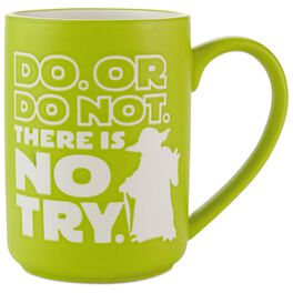 Star Wars Yoda Mug