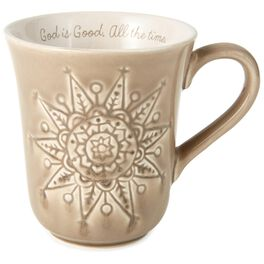 God Is Good Mug, 12 oz., , large