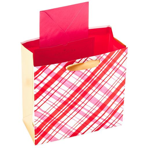 7823961e61d0 ... Tic-Tac-XO Large Square Valentine s Day Gift Bag With Tissue