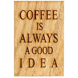 Coffee Is Always a Good Idea Magnet, , large