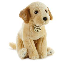 Yellow Hunting Dog Large Stuffed Animal, , large