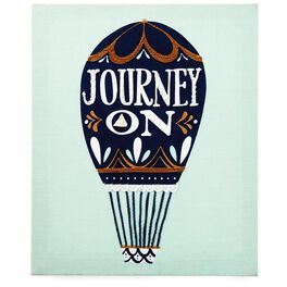 Journey On Canvas Print, , large