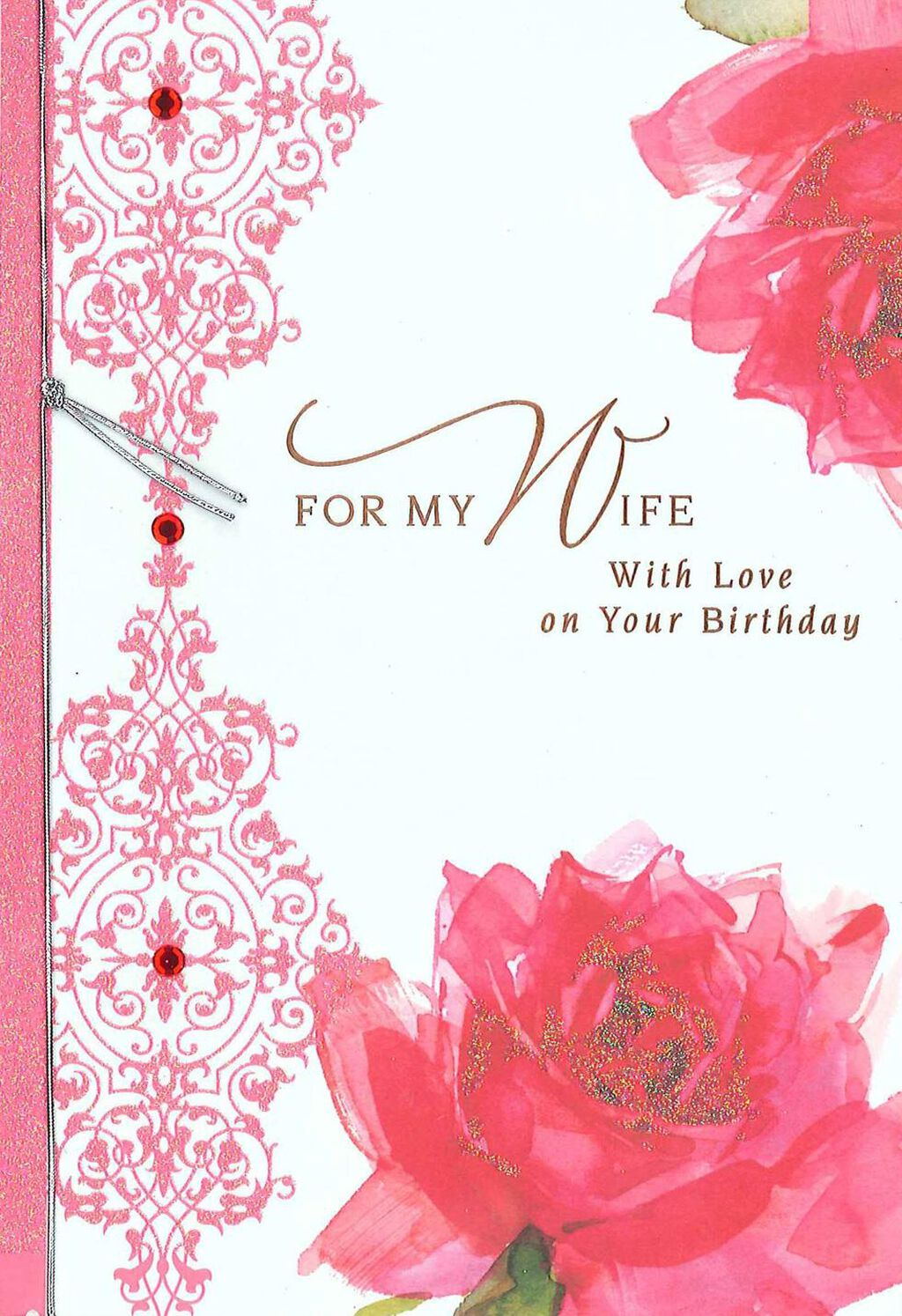 Sharing lifes journey birthday card for wife greeting cards sharing lifes journey birthday card for wife greeting cards hallmark izmirmasajfo
