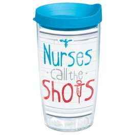Tervis® Nurses Call the Shots Tumbler, 16 oz., , large