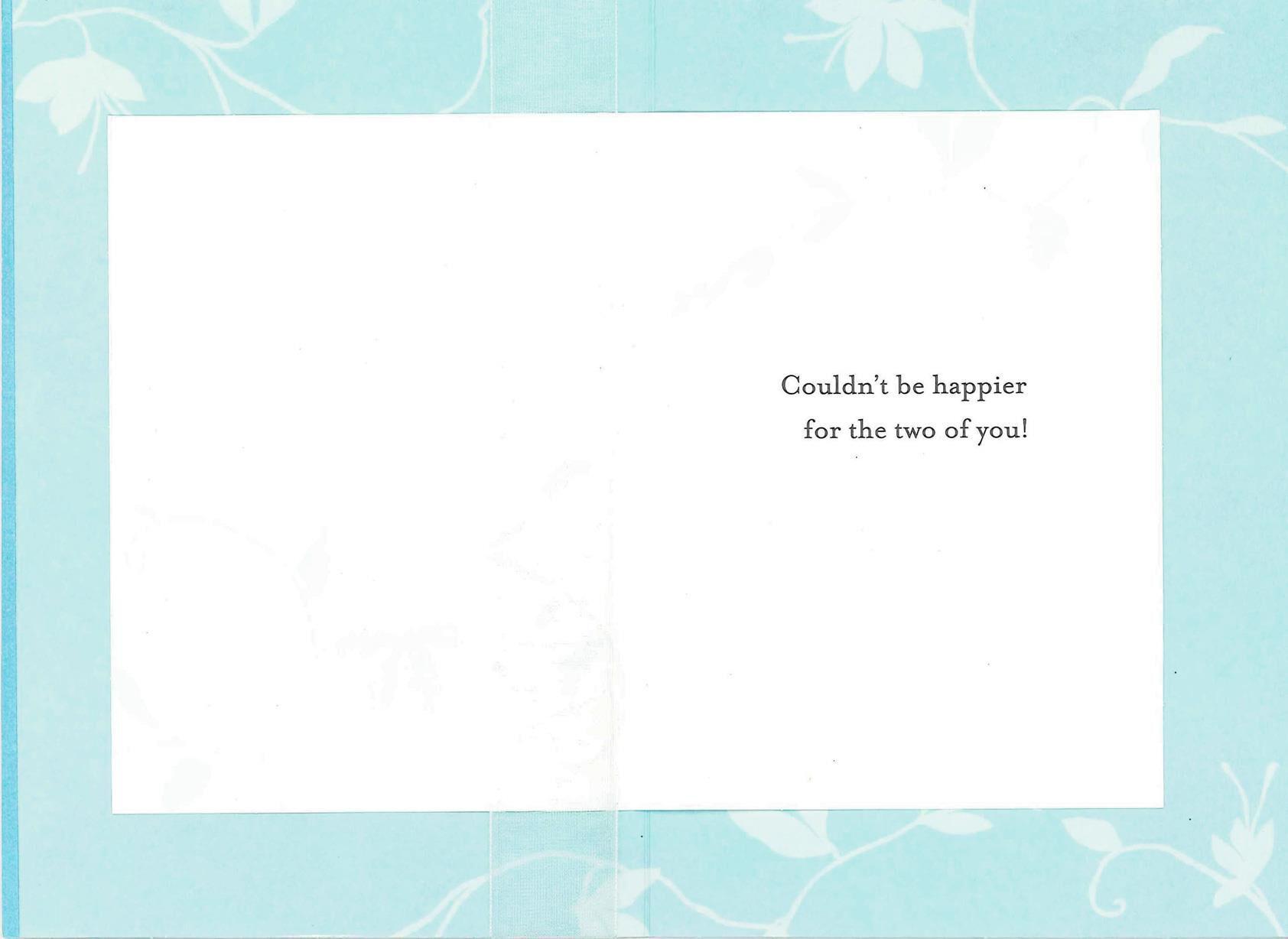 Hallmark Invitations Wedding: Wedding Cards