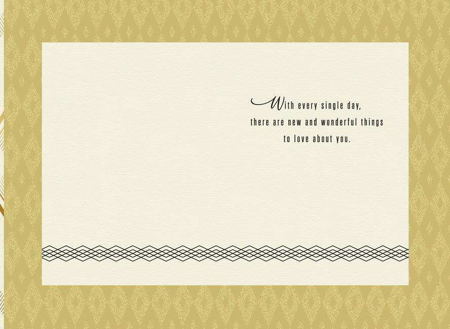 Black And Gold Argyle Birthday Card For Grandson Greeting Cards