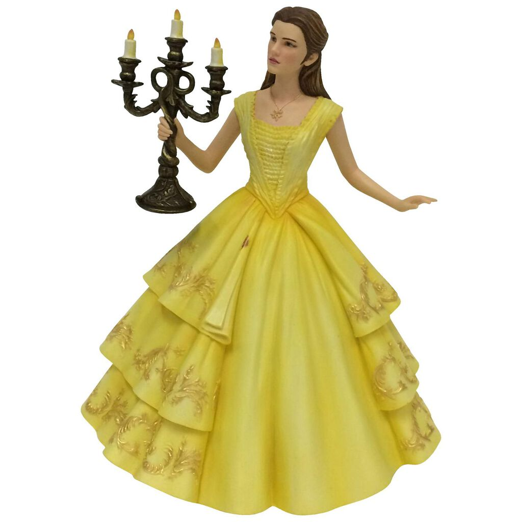 Beauty And The Beast Live Action Belle Figurine Figurines Hallmark