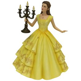 Beauty and the Beast Live Action Belle Figurine, , large