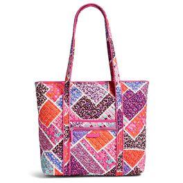 Vera Bradley Iconic Vera Tote Bag in Modern Medley, , large