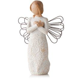 Willow Tree® Remembrance Angel Figurine, , large