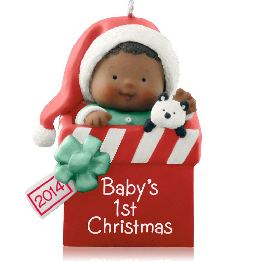 babys first christmas keepsake ornaments hallmark