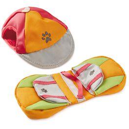 Stuffed Animal Hat and Saddlebag Accessories, , large