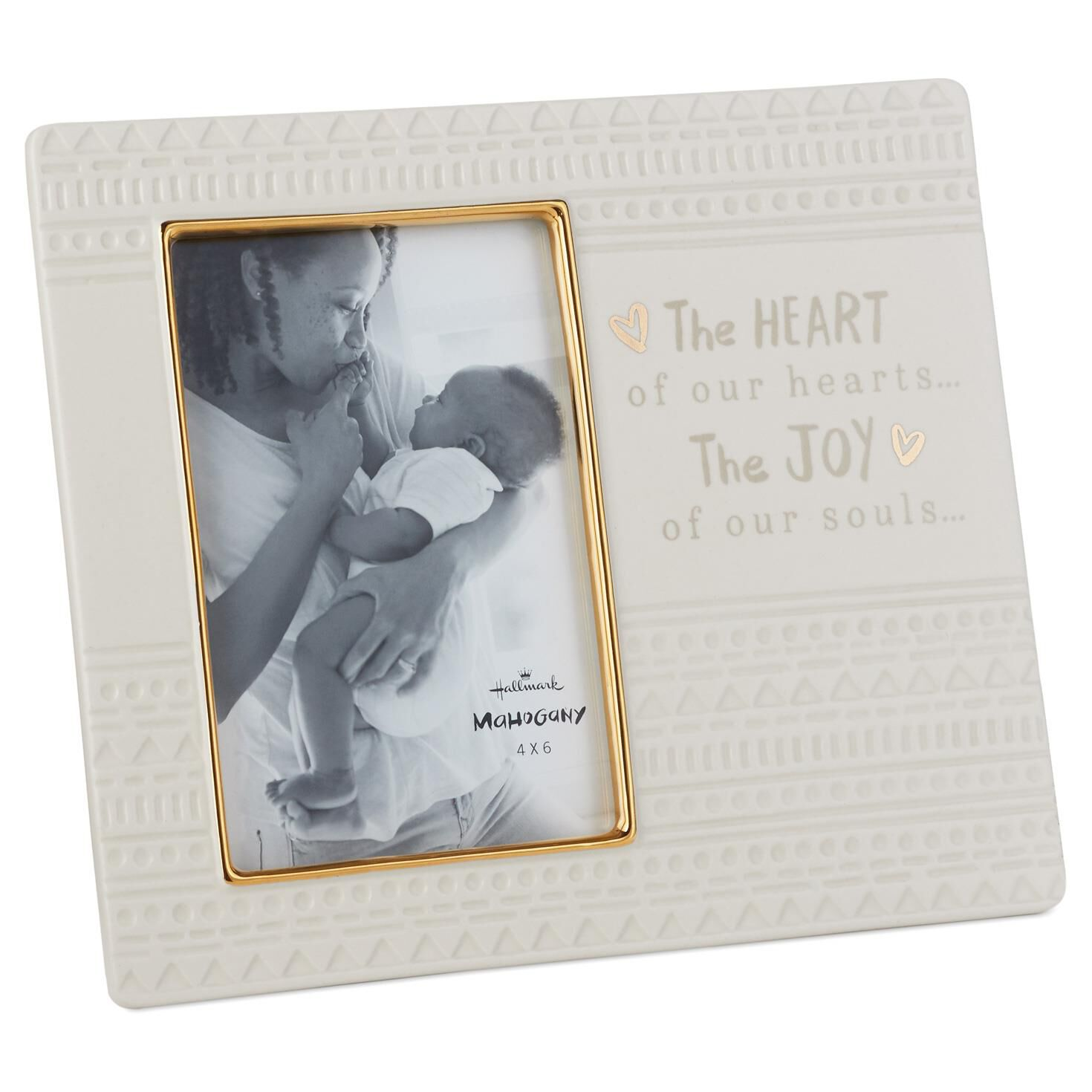 Heart of Our Hearts Picture Frame, 4x6 - Picture Frames - Hallmark