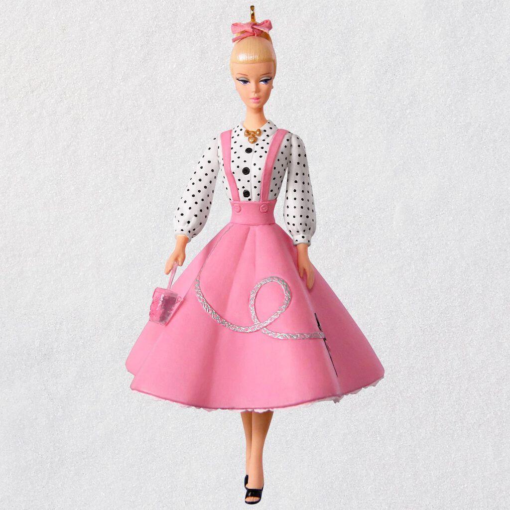 Barbie™ Soda Shop Ornament - Keepsake Ornaments - Hallmark
