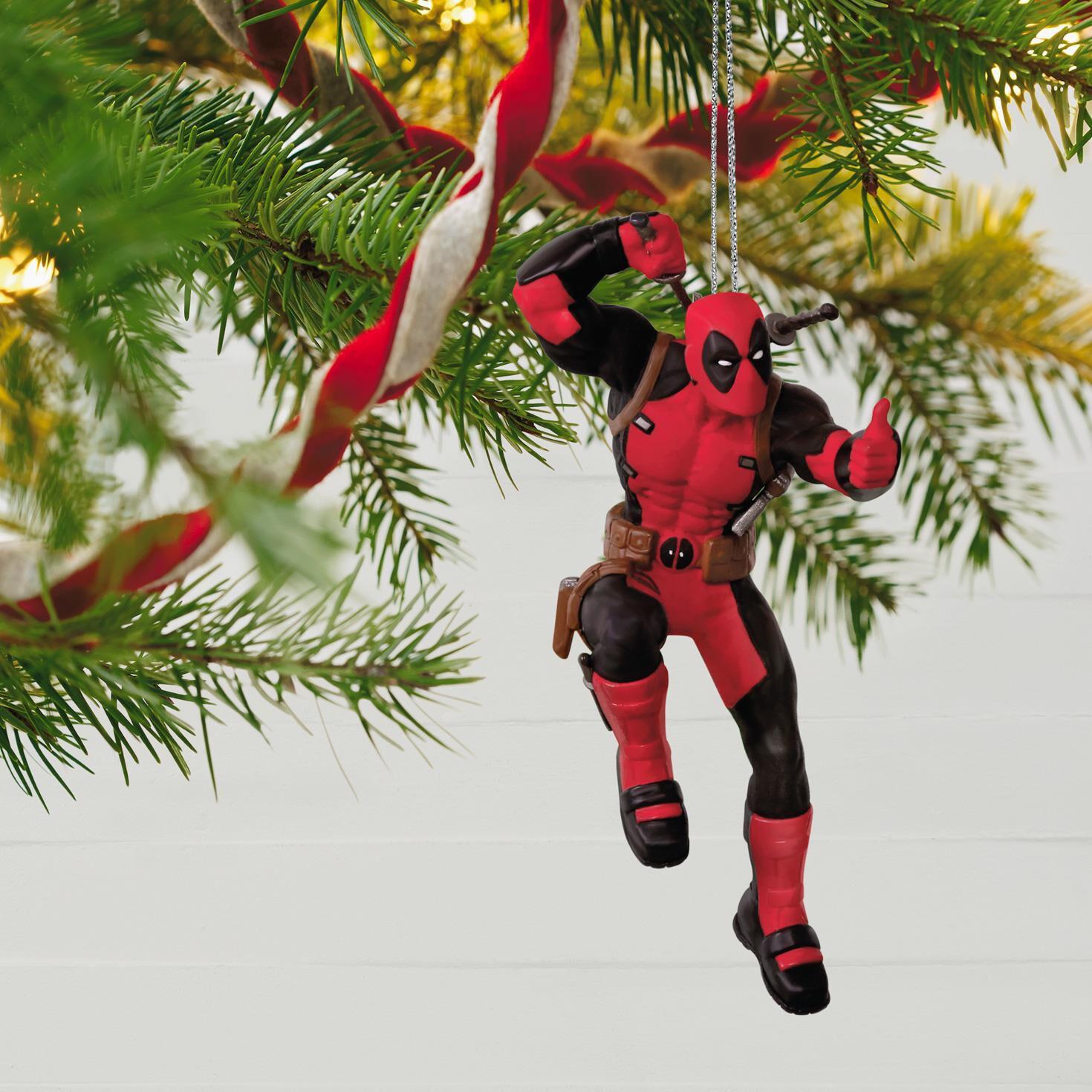 Deadpool Ornament - Keepsake Ornaments - Hallmark