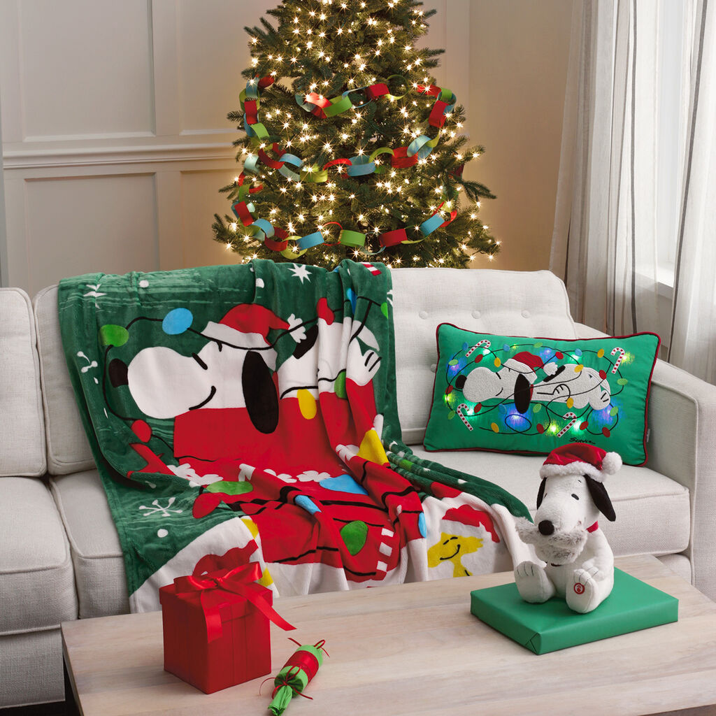 Cozy Snoopy Holiday Gift Set - Decorative Accessories - Hallmark