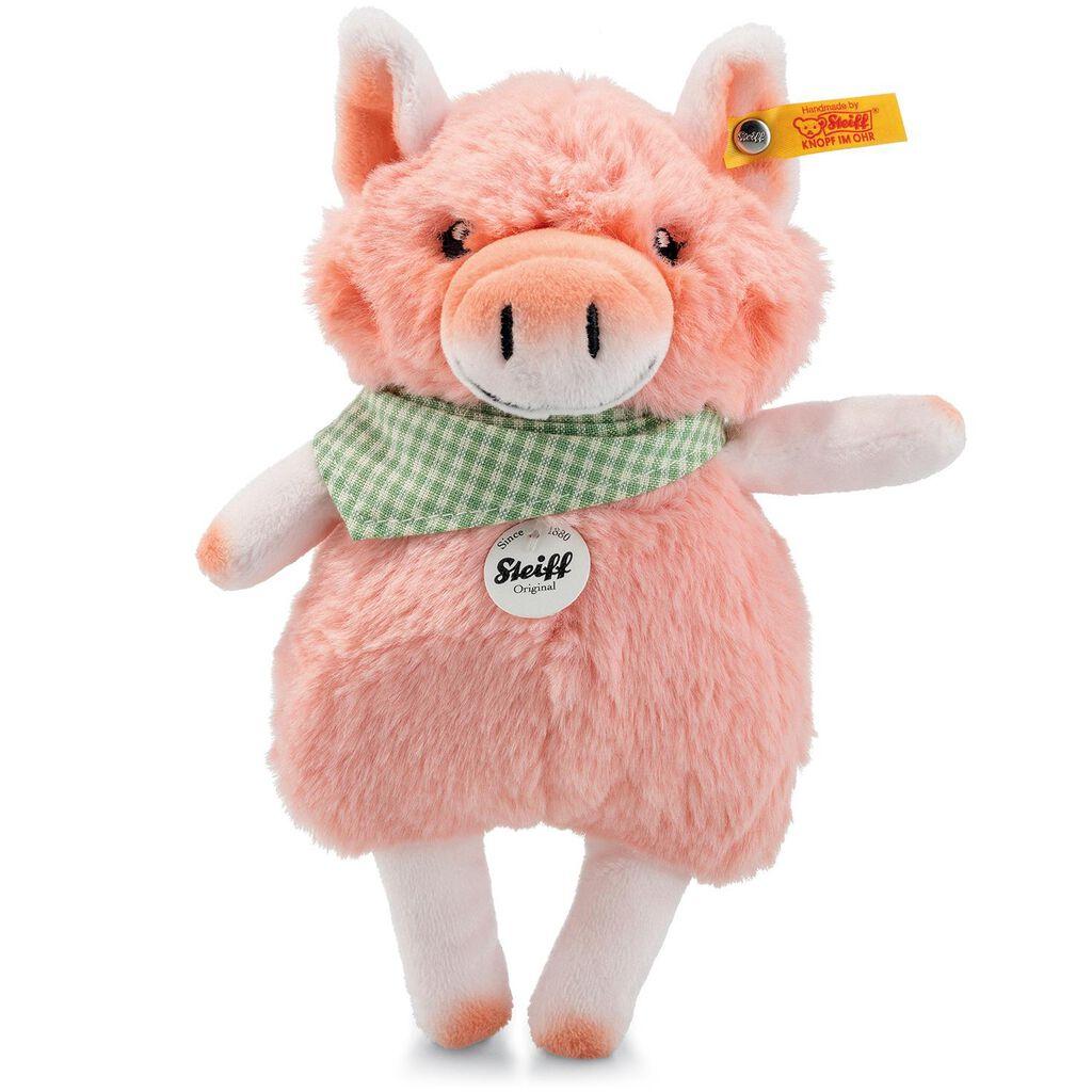 Steiff Small Piggilee Stuffed Animal 7 Classic Stuffed Animals