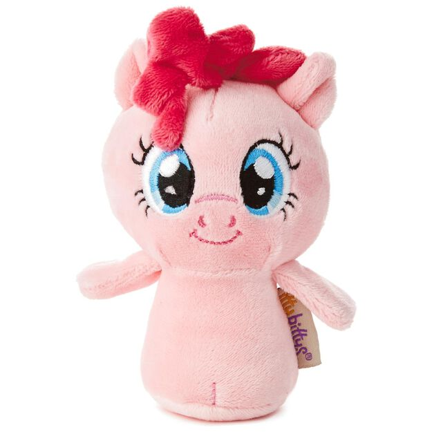 itty bittys my little pony pinkie pie stuffed animal