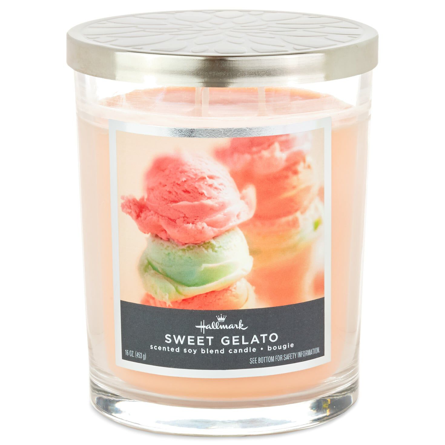 Balsam Fir 16 Oz Jar Candle Made in the USA Old Candle Barn 011 Blow out The Light And Turn On The Candles