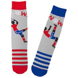 Kickin' It Soccer Toe of a Kind Socks, , large