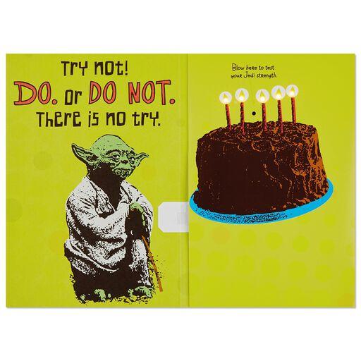 Yoda Hallmark