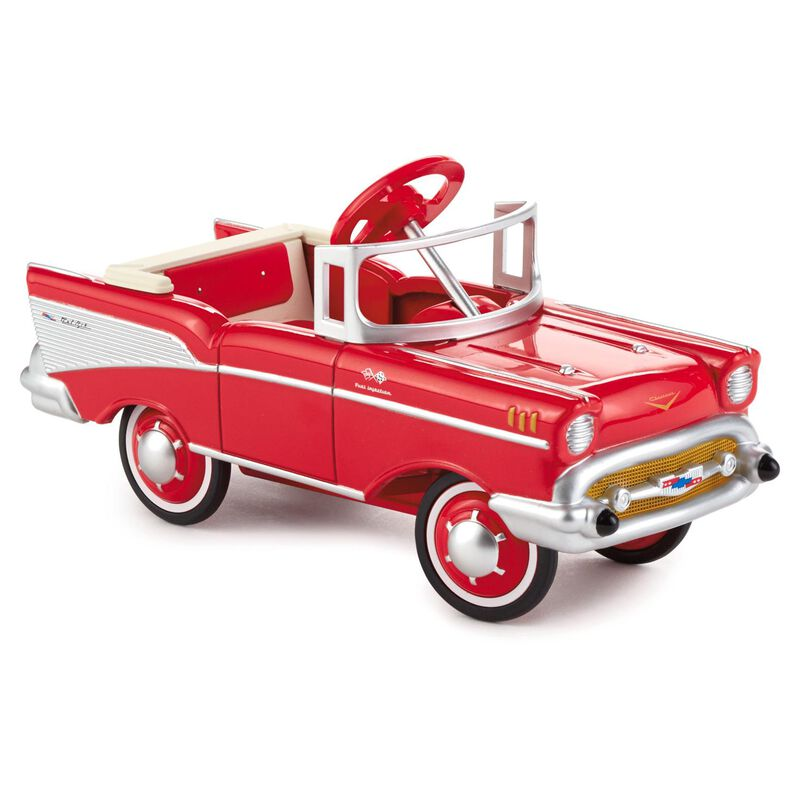 1957 Chevrolet Bel Air Kiddie Car Classics Collectible Toy Car ...
