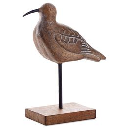 Cedar Cove Small Wooden Shore Bird Stand, , large