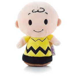 itty bittys® Charlie Brown Stuffed Animal, , large