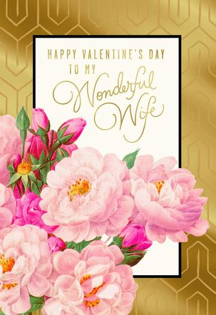 Partner in Life Valentine's Day Card for Wife