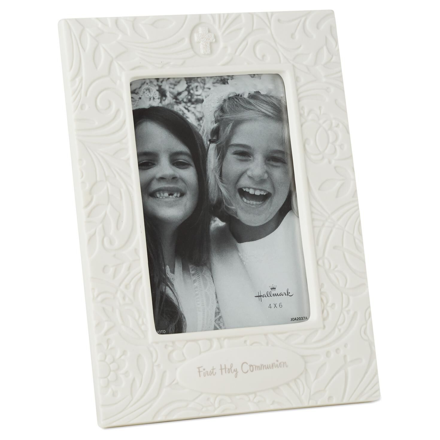 First holy communion picture frame 4x6 figurines hallmark jeuxipadfo Gallery