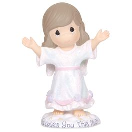 Precious Moments® God Loves You This Much Figurine, , large
