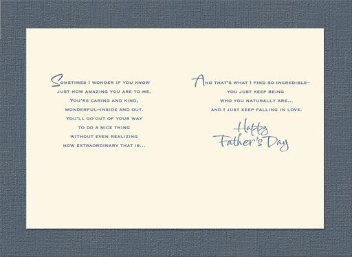 You're an Amazing Man Father's Day Card from Wife,. Product quick look